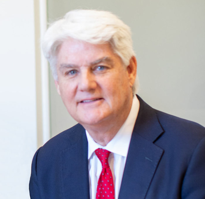 Billy Wood, co-founder of Wood Financial Group