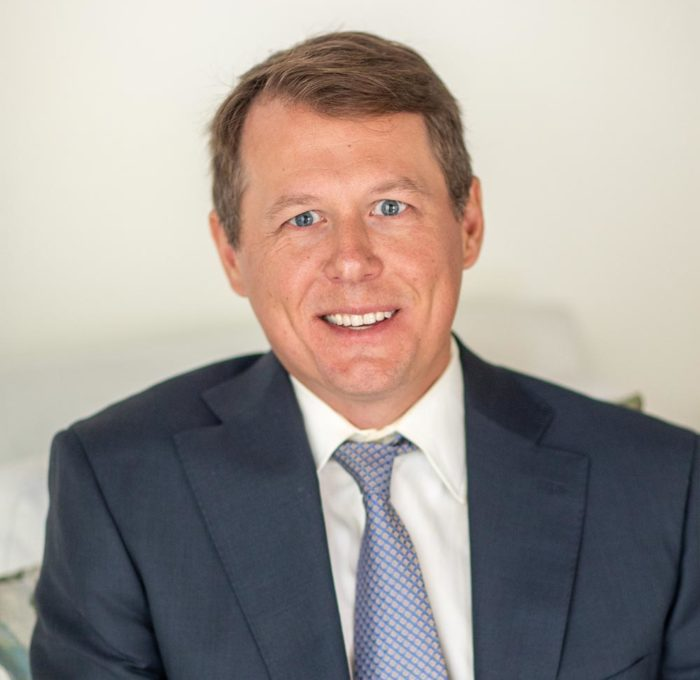 Grahame M. Read, co-founder of Wood Financial Group