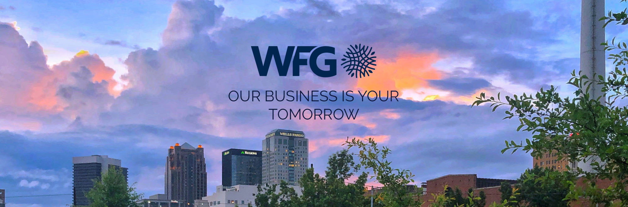 Our Business Is Your Tomorrow